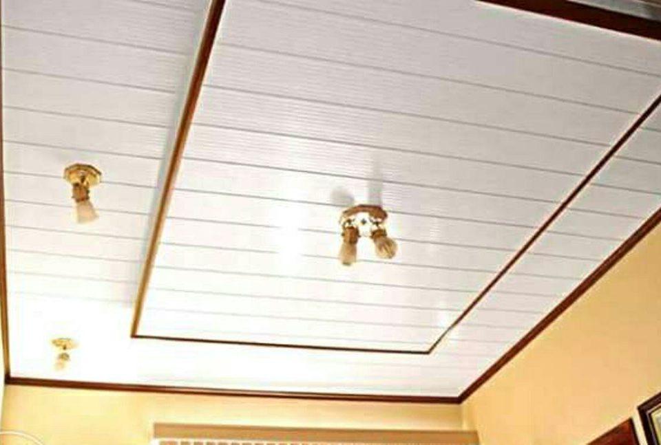Plafon PVC Sesuai Ukuran